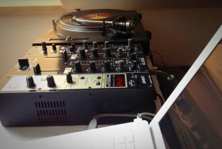 Sonntag ist Vinyl-Digitalisierungstag